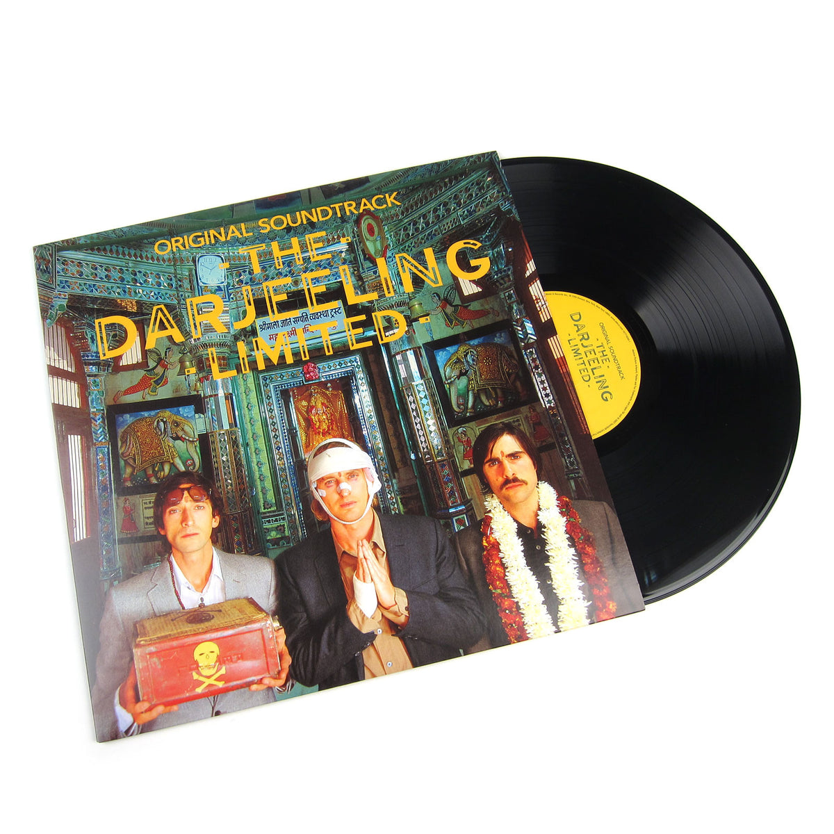 The Darjeeling Limited: The Darjeeling Limited Original Soundtrack Vinyl LP