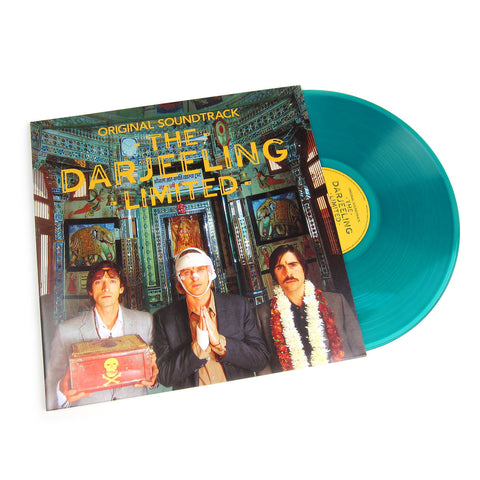 V/A: The Darjeeling Limited Original Soundtrack (Colored 180g) Vinyl LP (Record Store Day)