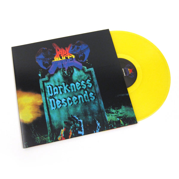 Dark Angel: Darkness Descends (180g Colored Vinyl) Vinyl LP
