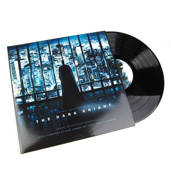 Hans Zimmer And James Newton Howard: The Dark Knight - Original Motion Picture Soundtrack (180g) Vinyl 2LP