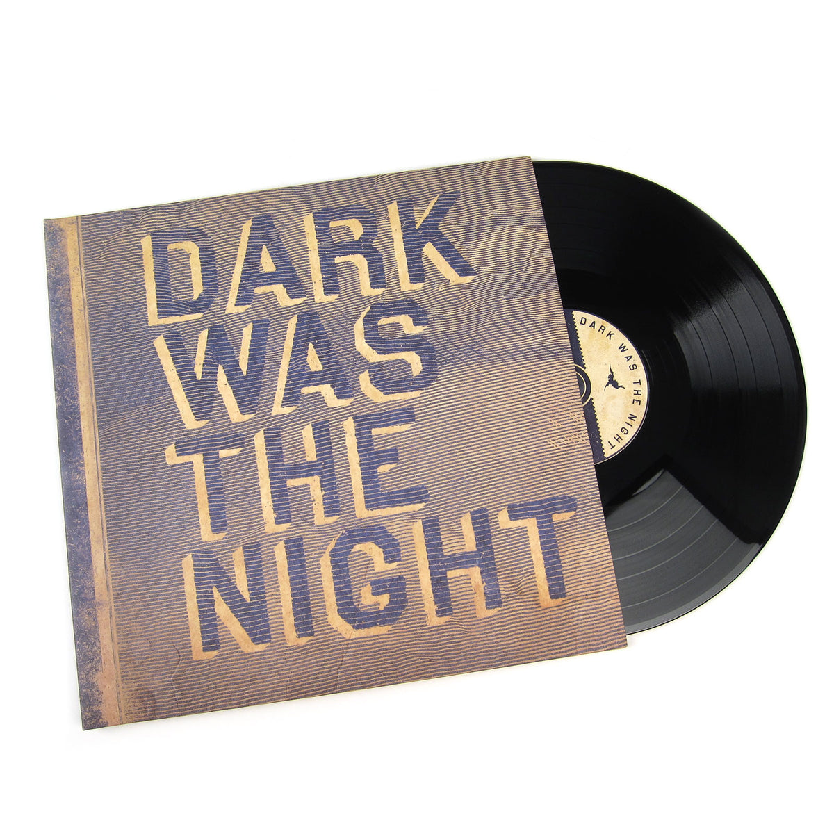 The Red Hot Organisation: Dark Was The Night (Arcade Fire, Cat Power, Feist) Vinyl 3LP