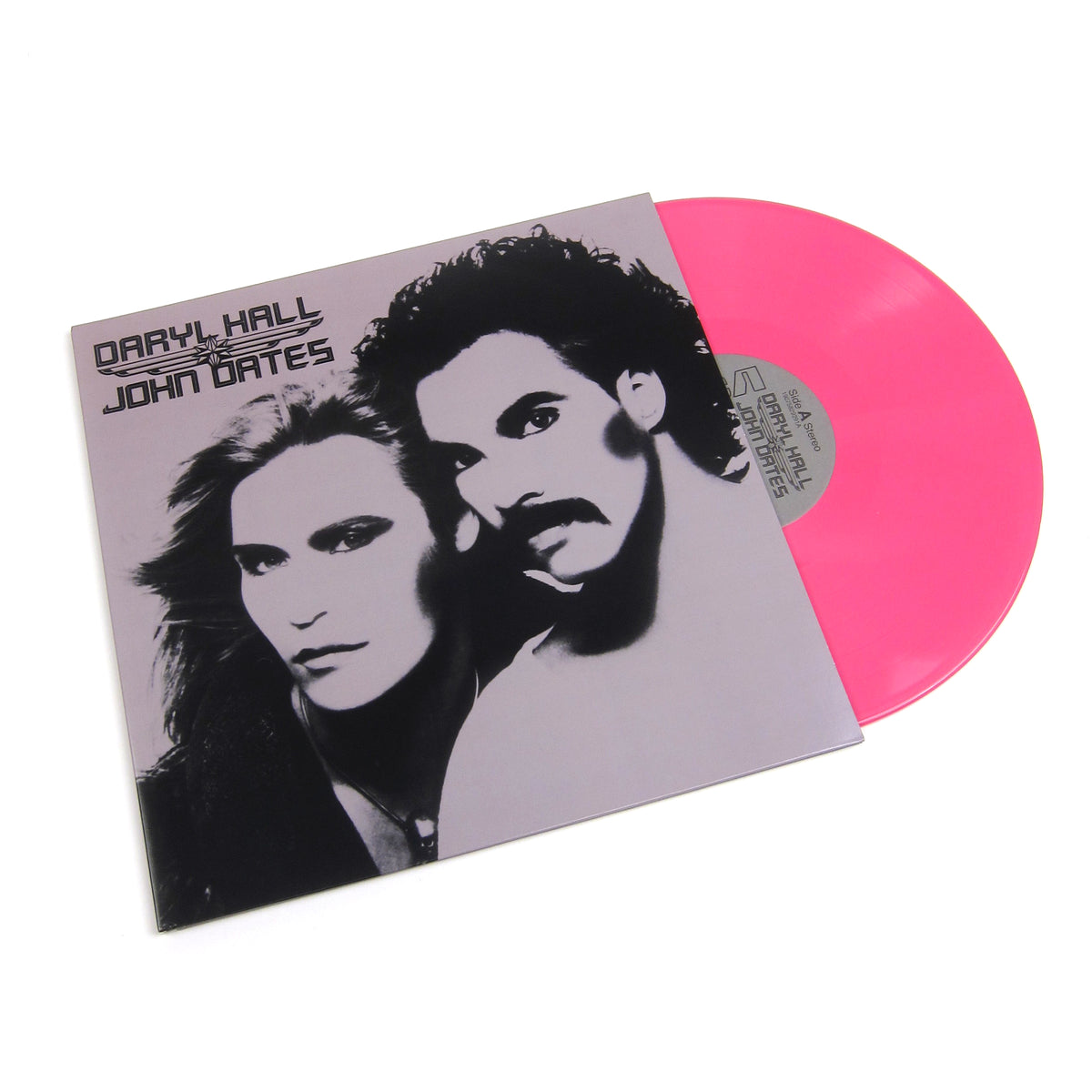 Daryl Hall & John Oates: Daryl Hall & John Oates (Pink Colored Vinyl) Vinyl LP