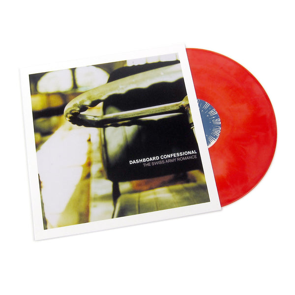 Dashboard Confessional: The Swiss Army Romance (Indie Exclusive Colored Vinyl)