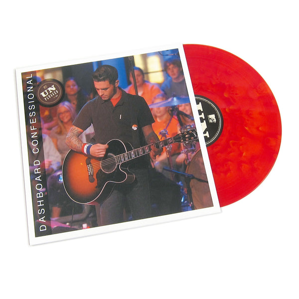 Dashboard Confessional: MTV Unplugged 2.0 (Indie Exclusive Colored Vinyl)