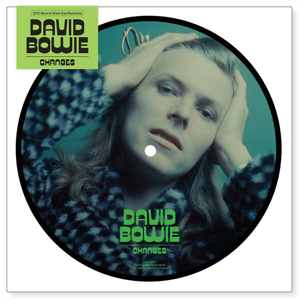 "David Bowie: Changes Pic Disc Vinyl 7"" (Record Store Day)"