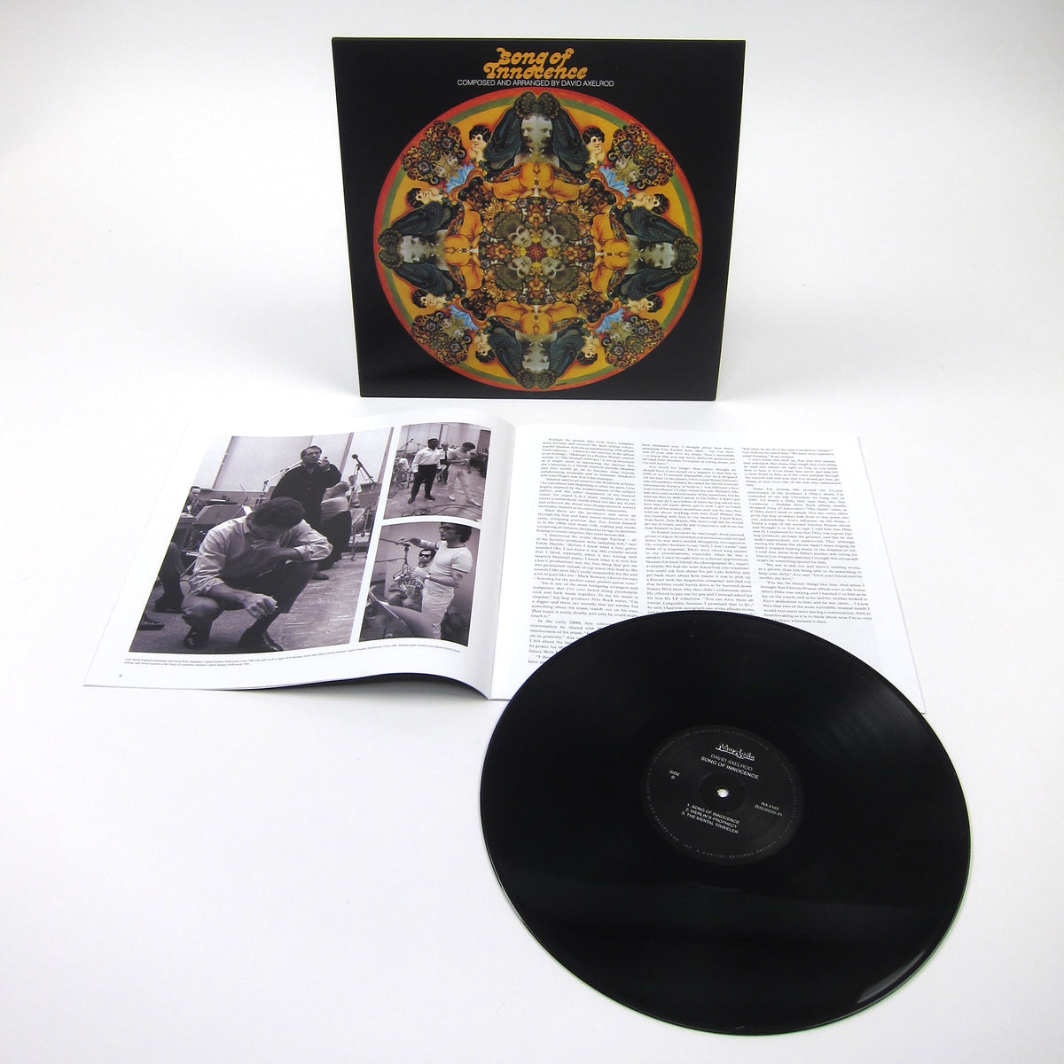David Axelrod: Song Of Innocence Vinyl LP