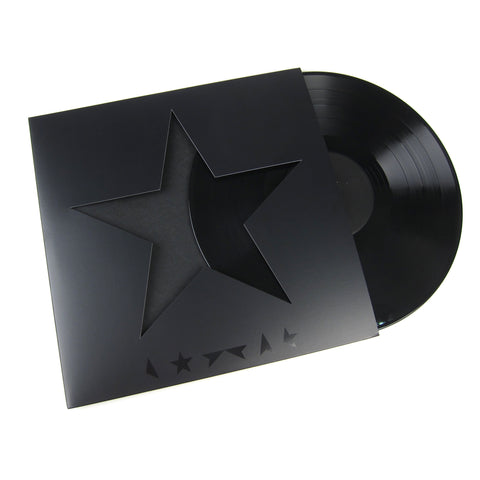 David Bowie: Blackstar (180g) Vinyl LP