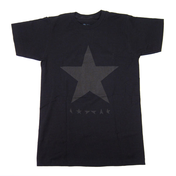 David Bowie: Blackstar Shirt - Black