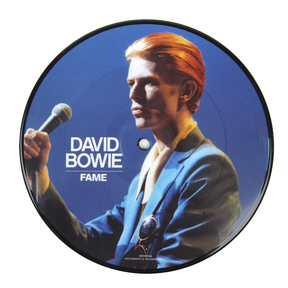 David Bowie: Fame 40th Anniversary (Pic Disc) Vinyl 7""
