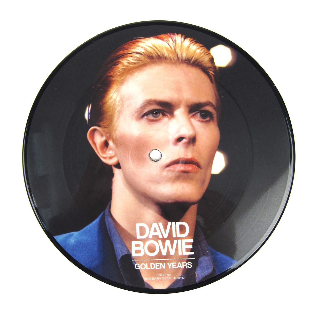 David Bowie: Golden Years 40th Anniversary (Pic Disc) Vinyl 7""