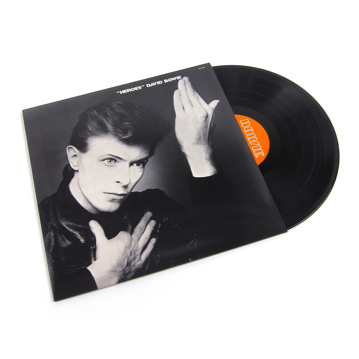 David Bowie: Berlin Trilogy 180g Vinyl LP Album Pack (Low, Heroes, Lodger)