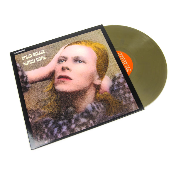 David Bowie: Hunky Dory (Gold Colored Vinyl) Vinyl LP