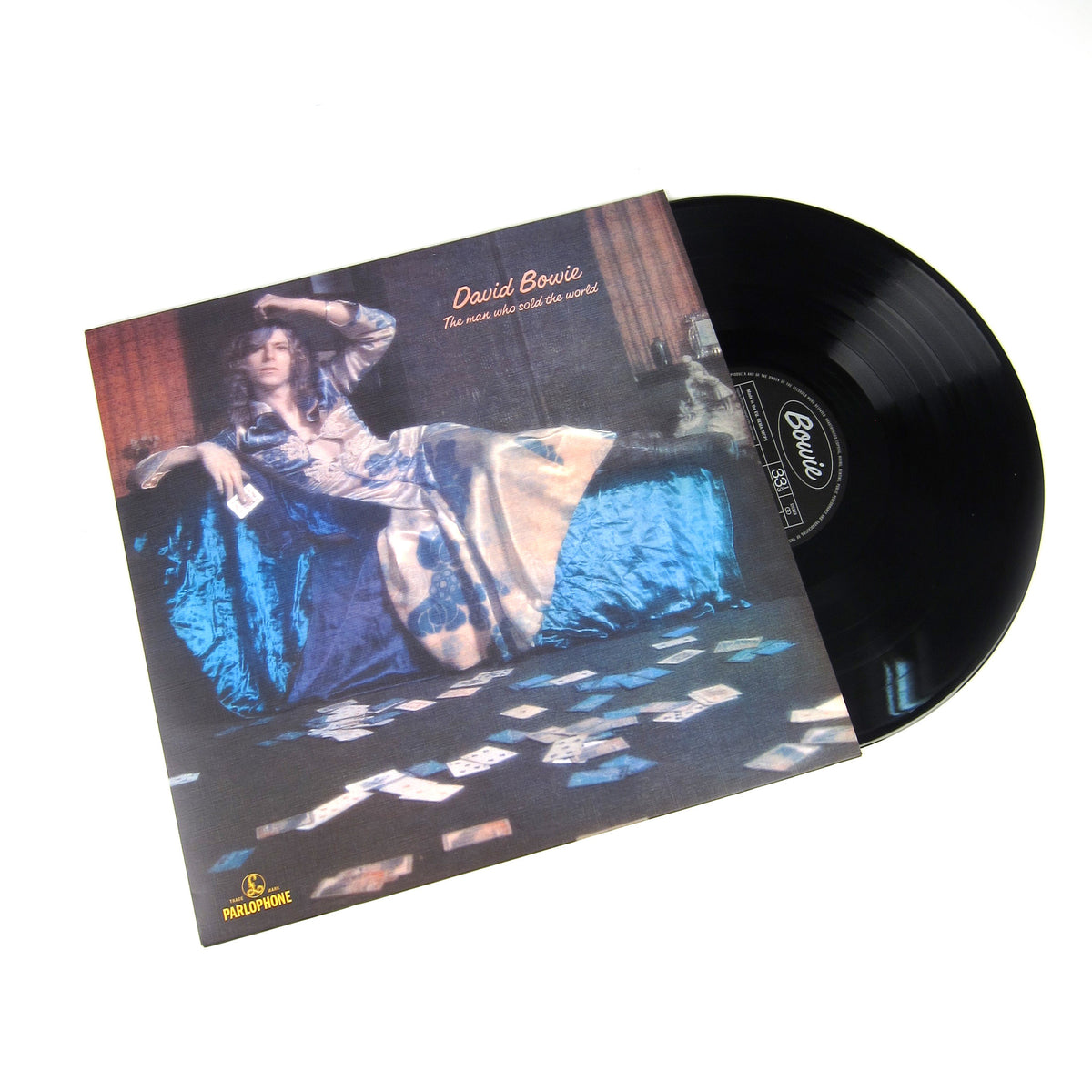 David Bowie: The Man Who Sold The World (180g) Vinyl LP