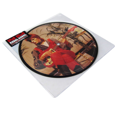 David Bowie: Rebel Rebel 40th Anniversary Picture Disc Vinyl 7""