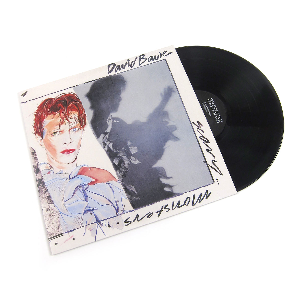 David Bowie: Scary Monsters (180g) Vinyl LP