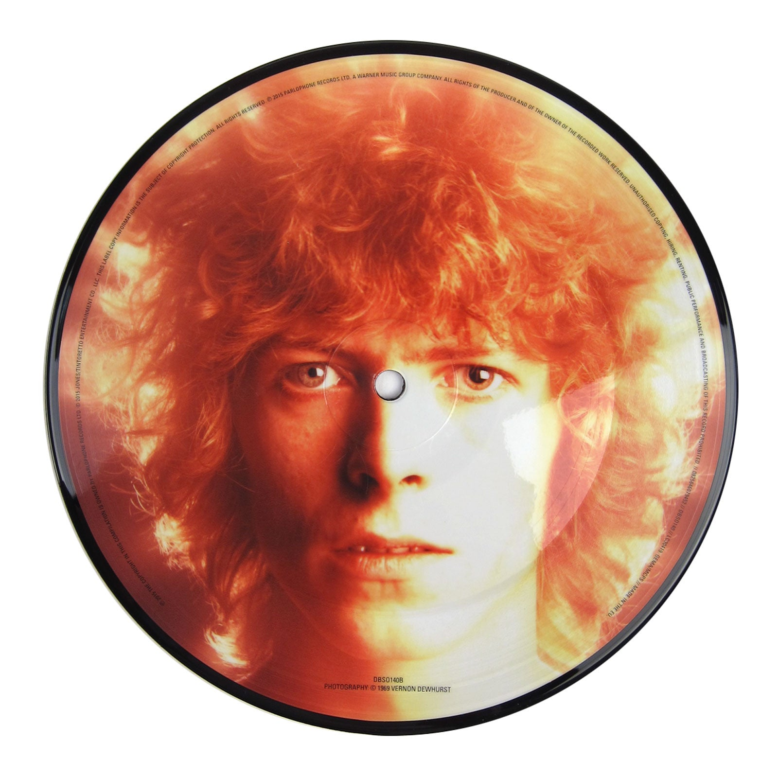 David Bowie Space Oddity Picture Disc Vinyl 7