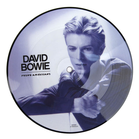 David Bowie: Young Americans 40th Anniversary (Pic Disc) Vinyl 7""