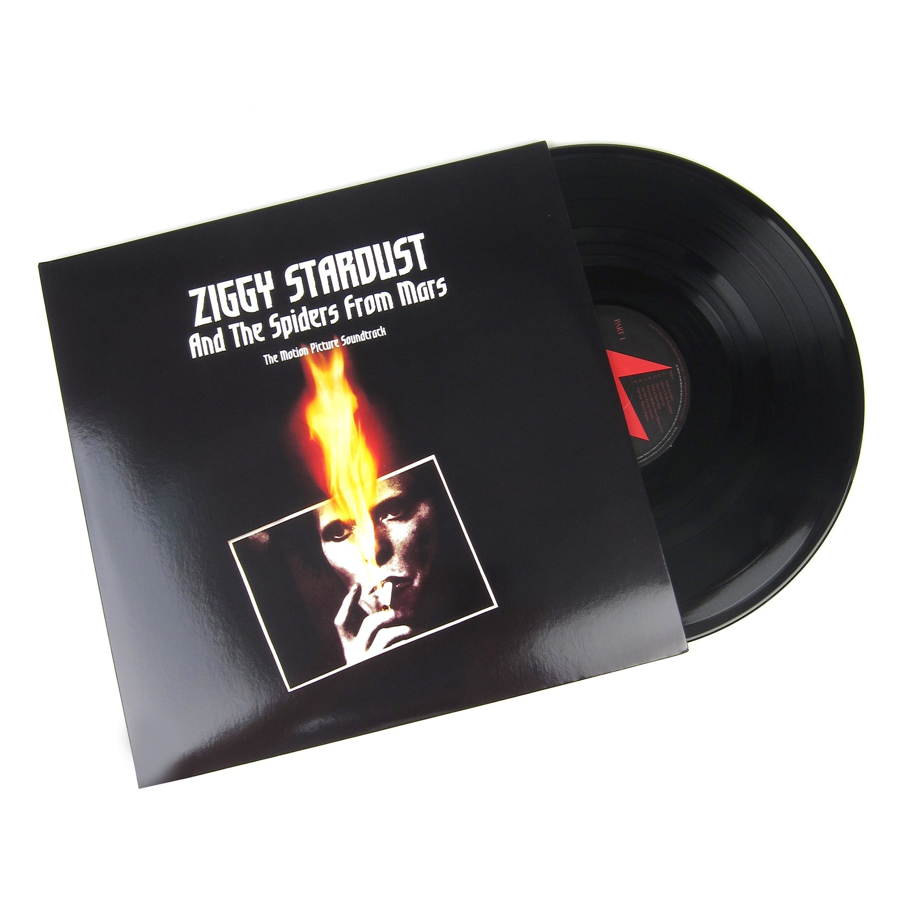 David Bowie Ziggy Stardust And The Spiders From Mars Soundtrack (180g)  Vinyl 2LP