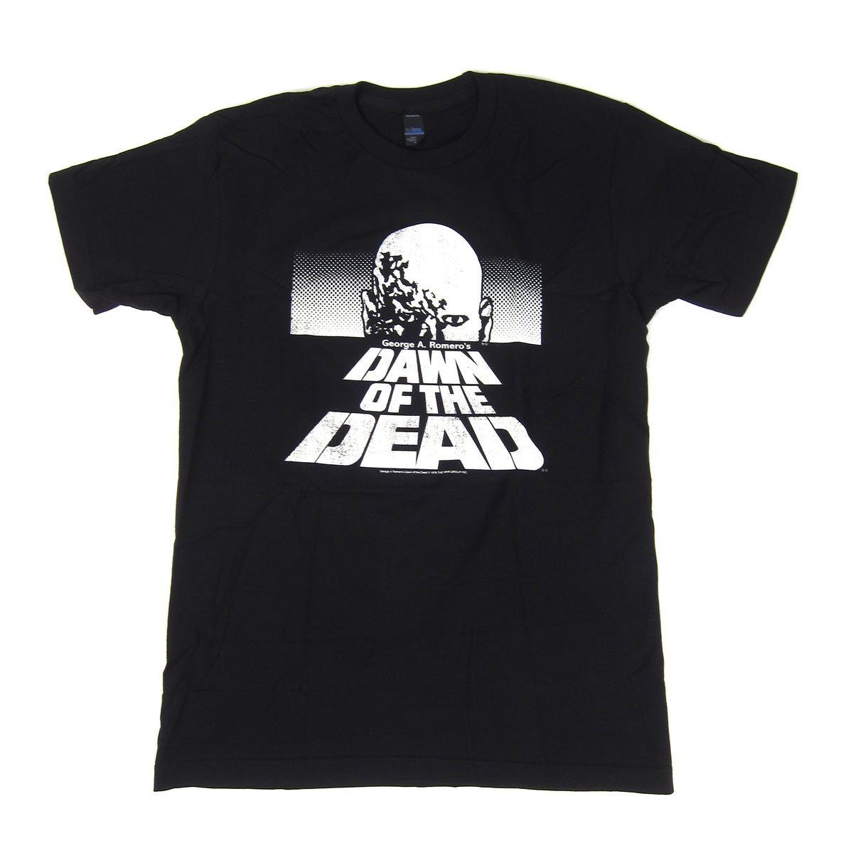 Dawn Of The Dead: Poster Shirt - Black