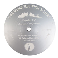 Daywalker + CF: Supersonic Transportation (Speculator, Entro Senestre) Vinyl 12""