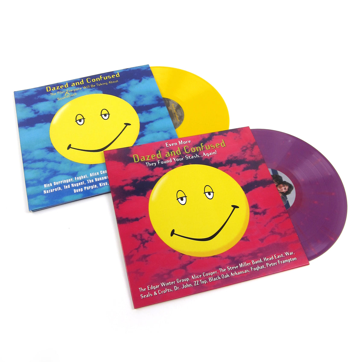 Dazed and Confused: Colored Vinyl LP Album Pack (Dazed And Confused, Even More)