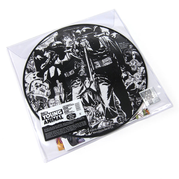 "Gerard Way: Into the Cave We Wander (Pic Disc) Deluxe Vinyl 12"" (Record Store Day)"