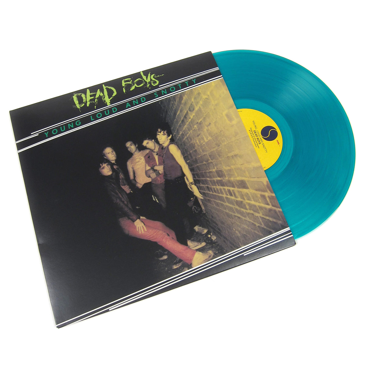 Dead Boys: Young, Loud & Snotty (Colored Vinyl) Vinyl LP