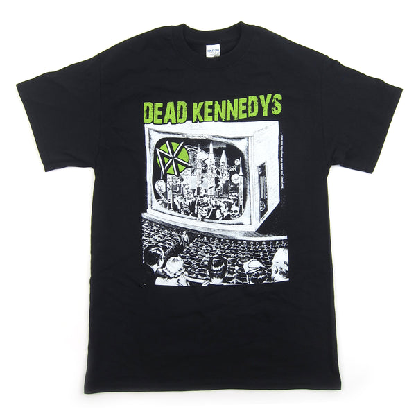 Dead Kennedys: 2016 Invasion Shirt - Black