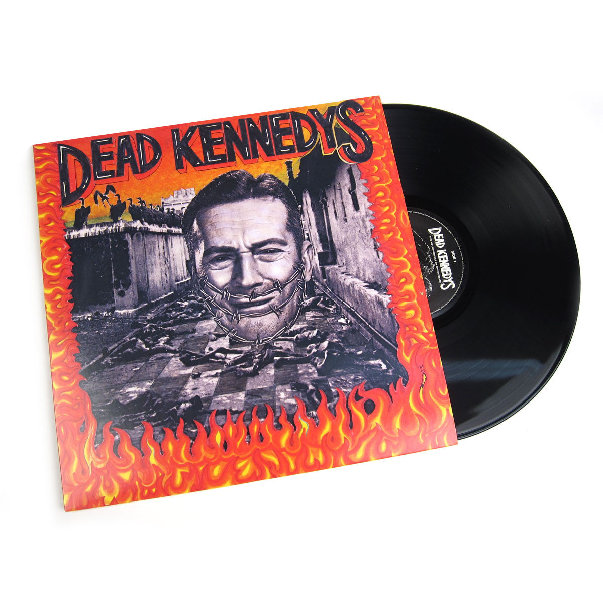 Dead Kennedy: Give Me Convenience Or Give Me Death Vinyl LP
