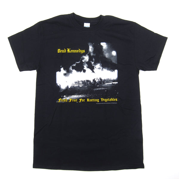 Dead Kennedys: Fresh Fruit Shirt - Black