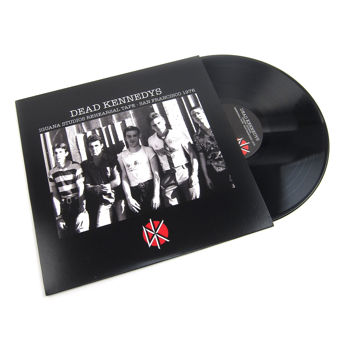 Dead Kennedys: Iguana Studios Rehearsal Sessions Vinyl LP (Record Store Day)