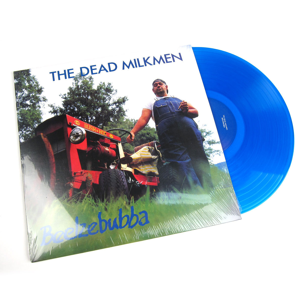 The Dead Milkmen: Beelzebubba (Colored Vinyl) Vinyl LP (Record Store Day)