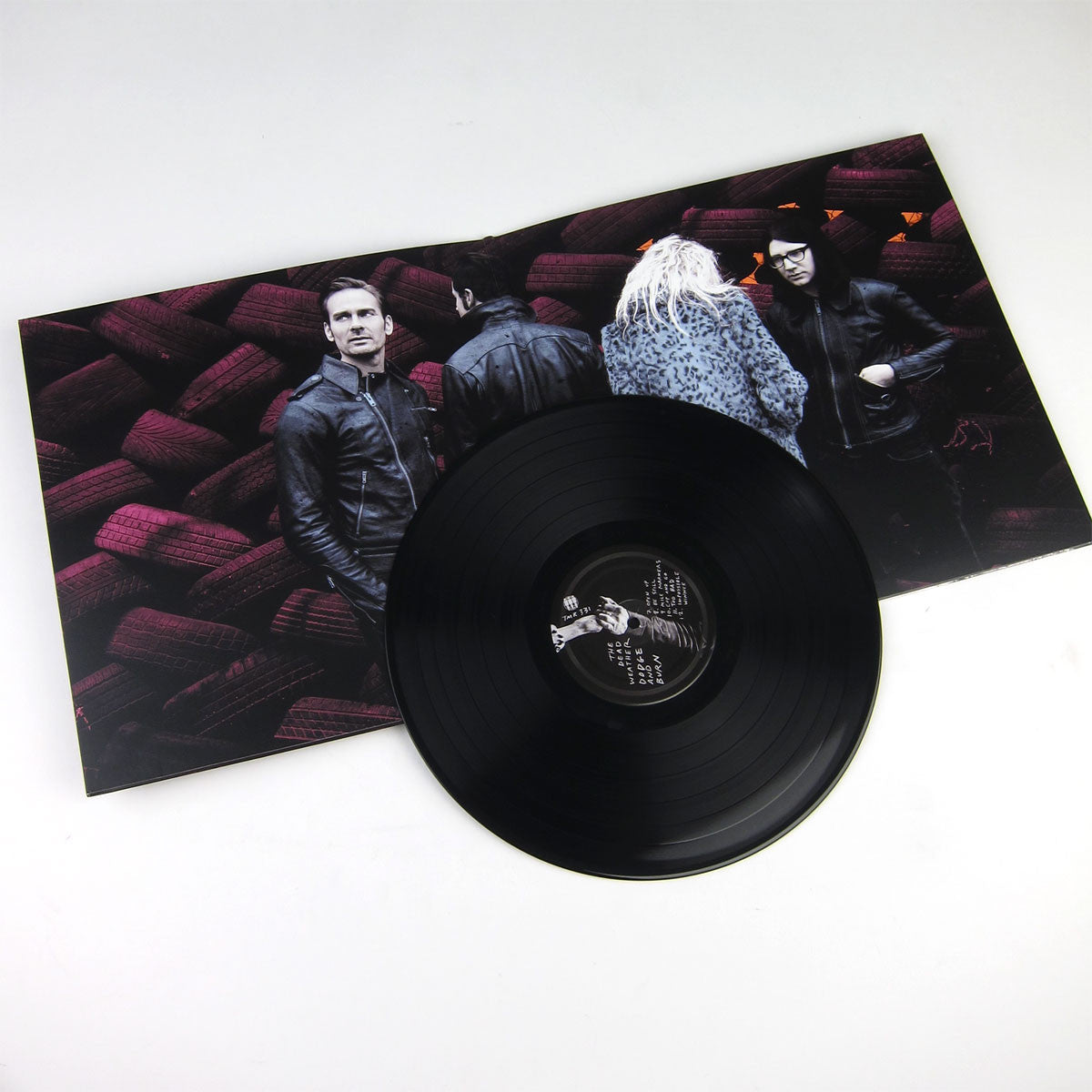 The Dead Weather: Dodge And Burn (Jack White) Vinyl LP
