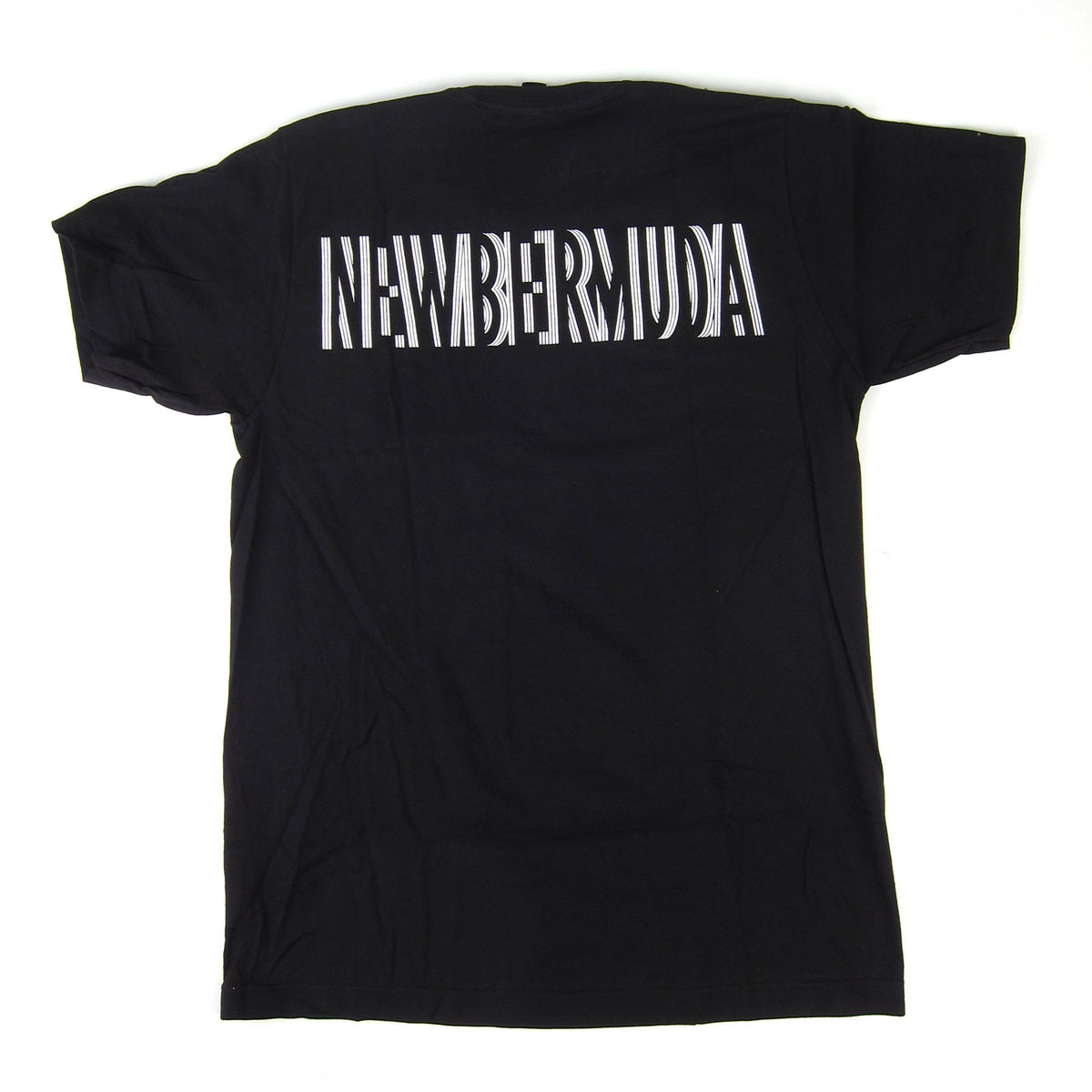 Deafheaven: New Bermuda Logo Shirt - Black