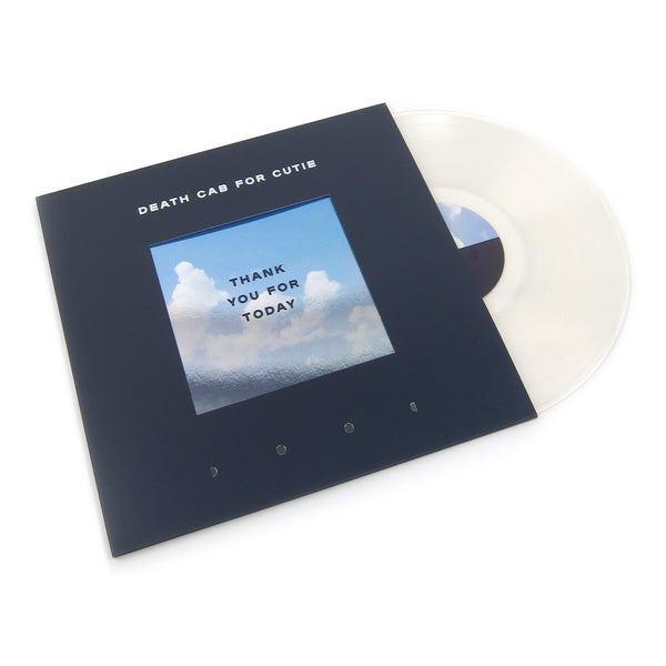 Death Cab For Cutie: Thank You For Today (Indie Exclusive Colored Vinyl) Vinyl LP
