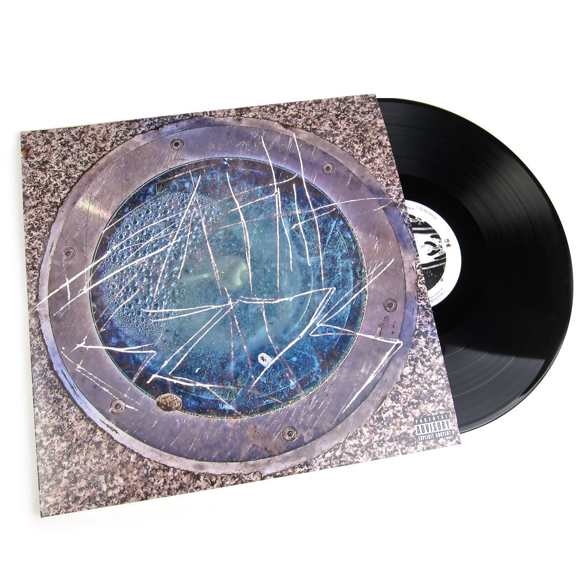 Death Grips: The Powers That B Vinyl 2LP
