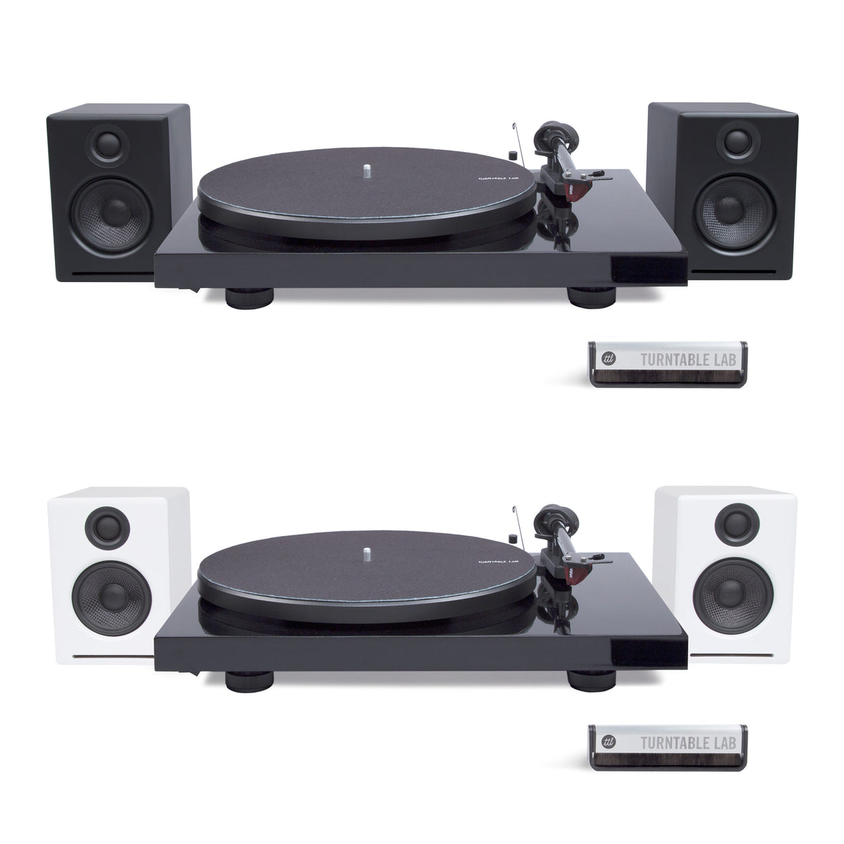 Pro-Ject: Debut Carbon DC / Audioengine A2+ / Turntable Package (TTL Setup)