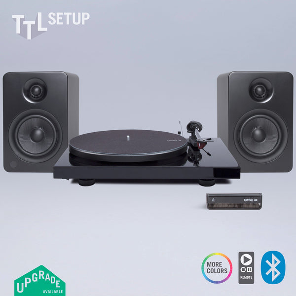 Pro-Ject: Debut Carbon DC / Kanto YU6 / Turntable Package (TTL Setup)
