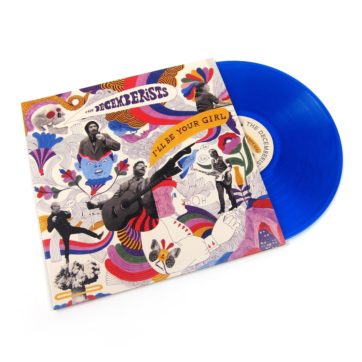 The Decemberists: I'll Be Your Girl (Indie Exclusive Colored Vinyl) Vinyl LP