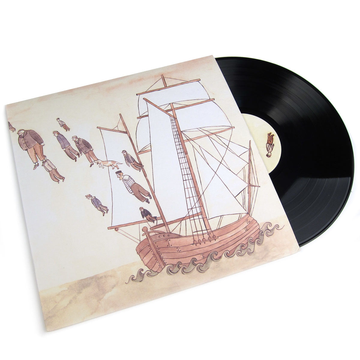 The Decemberists: Castaways And Cutouts (180g) Vinyl LP