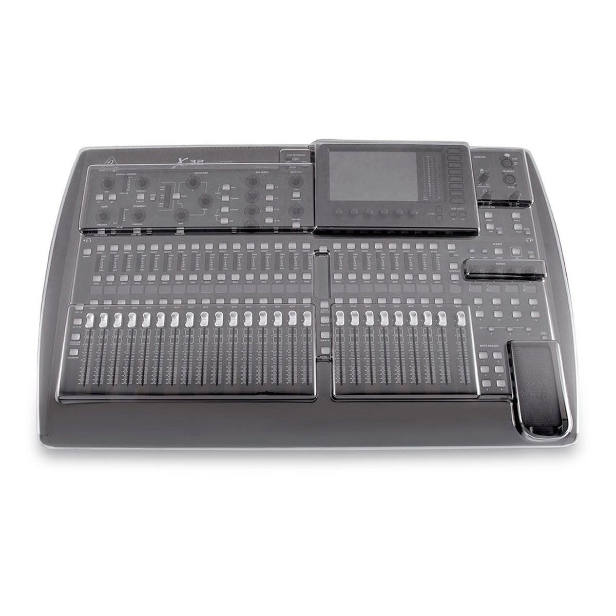 Decksaver: Polycarbonate Dustcover For Behringer X32 (DSP-PC-X32)