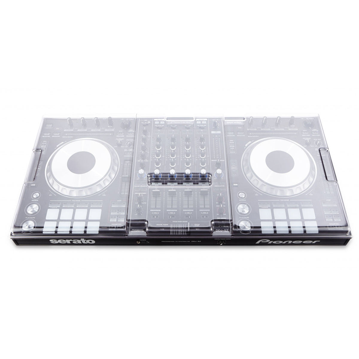 Decksaver: Dust Cover for Pioneer DDJ-SZ (DS-PC-DDJSZ) top