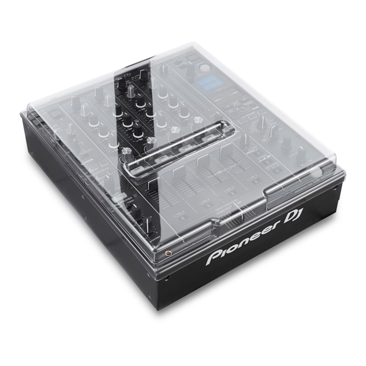 Decksaver: Polycarbonate Dust Cover For Pioneer DJM-900 NXS2 (DS-PC-DJM900NXS2)