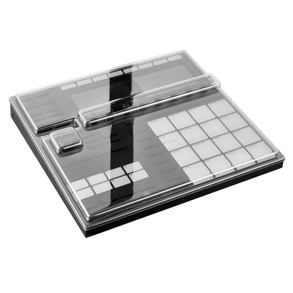 Decksaver: Polycarbonate Dustcover for Native Intruments Maschine MK3 (DS-PC-MASCHINEMK3)