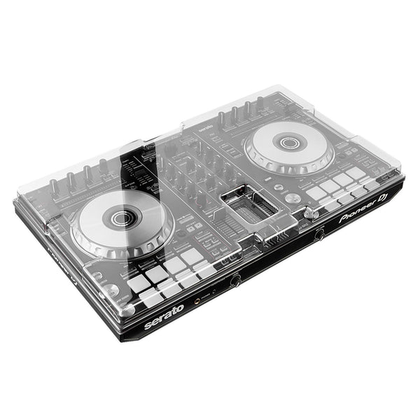 Decksaver: Polycarbonate Dustcover for Pioneer DDJ-SR2 & DDJ-RR (DS-PC-DDJSR2DDJRR)