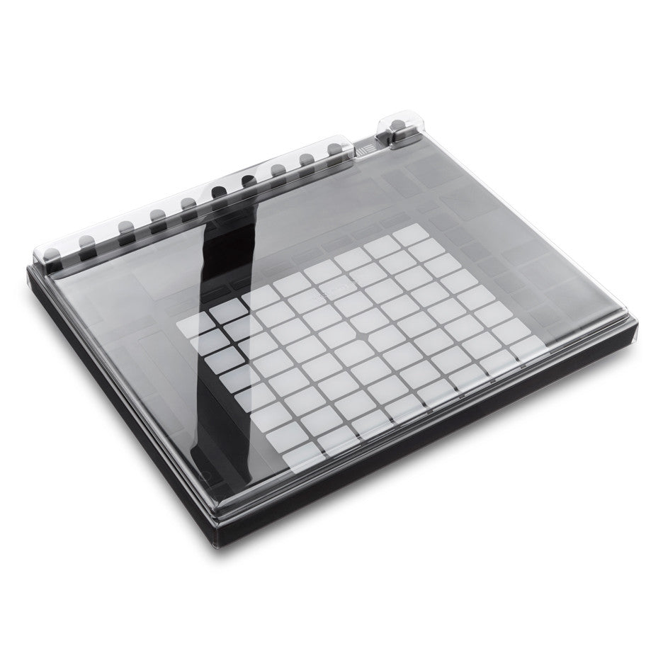 Decksaver: Polycarbonate Dustcover for Ableton Push 2 (DS-PC-APUSH2)