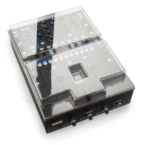 Decksaver: Polycarbonate Dust Cover for Rane Sixty-Two (DS-PC-RANE62)