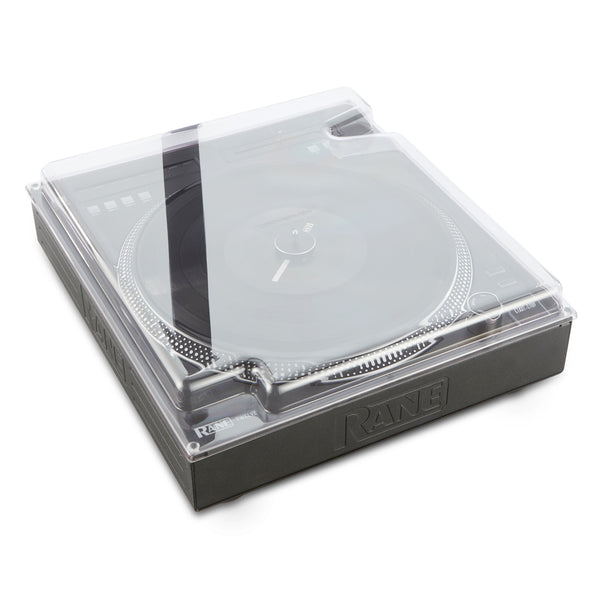 Decksaver: Polycarbonate Dust Cover For Rane Twelve Turntable (DS-PC-RANE12)