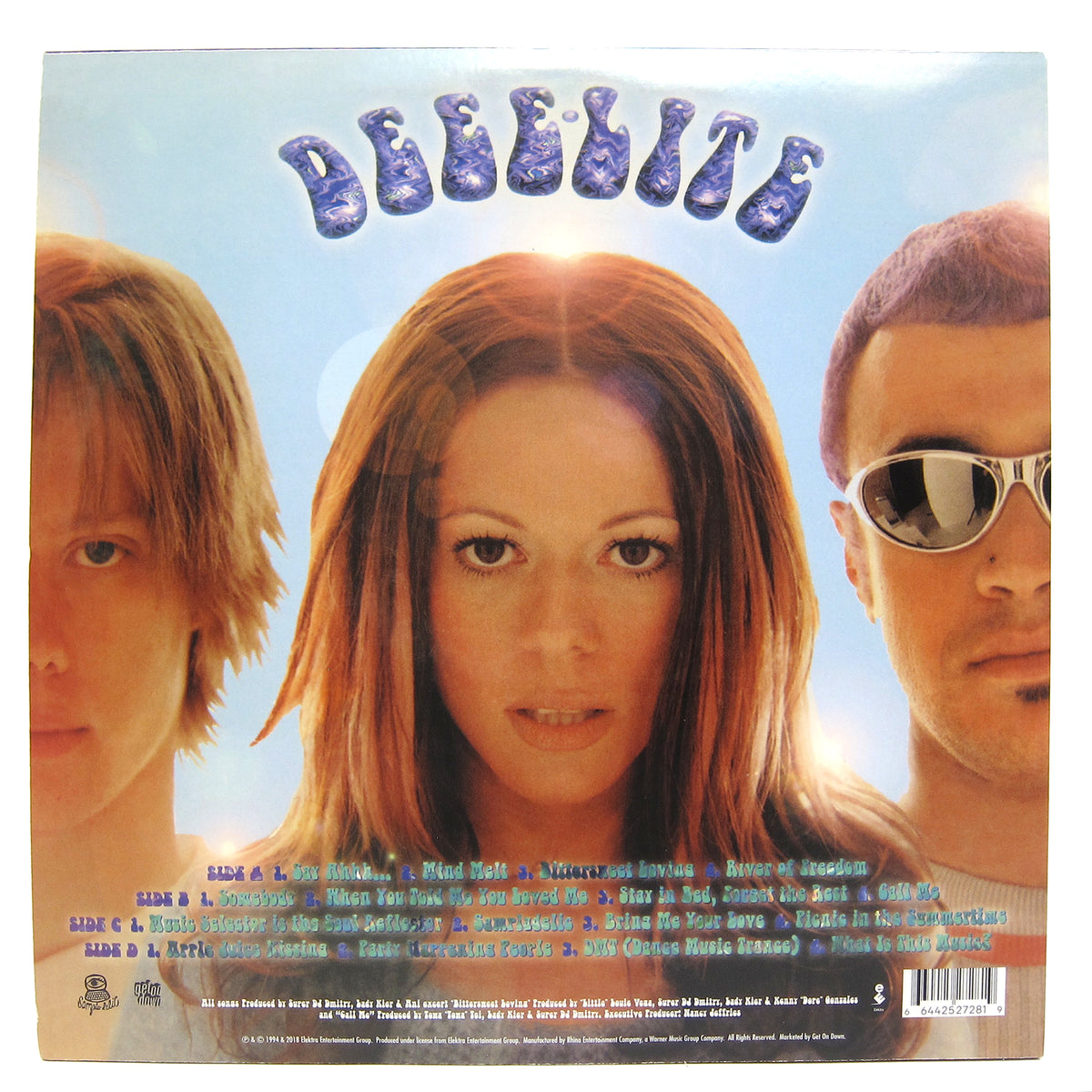Deee-Lite: Dewdrops In The Garden Vinyl 2LP
