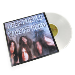 Deep Purple: Machine Head (Colored Vinyl) Vinyl LP